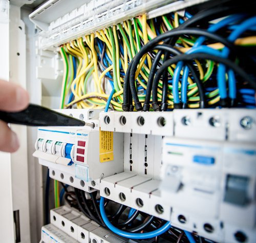 Hive Developments provide Electrical Installation services to clients across the Midlands.