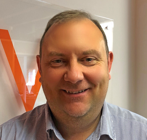 Martin Cantrill, Commercial Manager - Hive Developments Ltd
